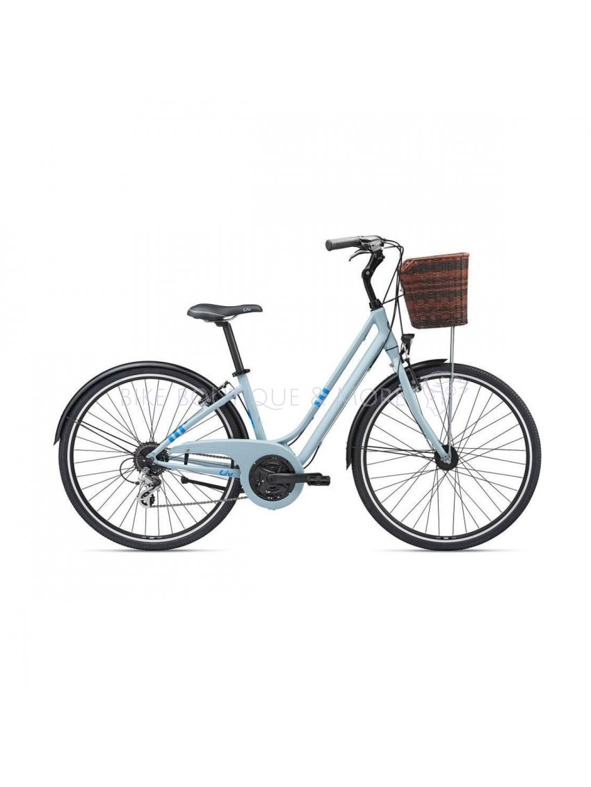 Bicicleta Giant-Liv Flourish 2 Cold Grey 2020