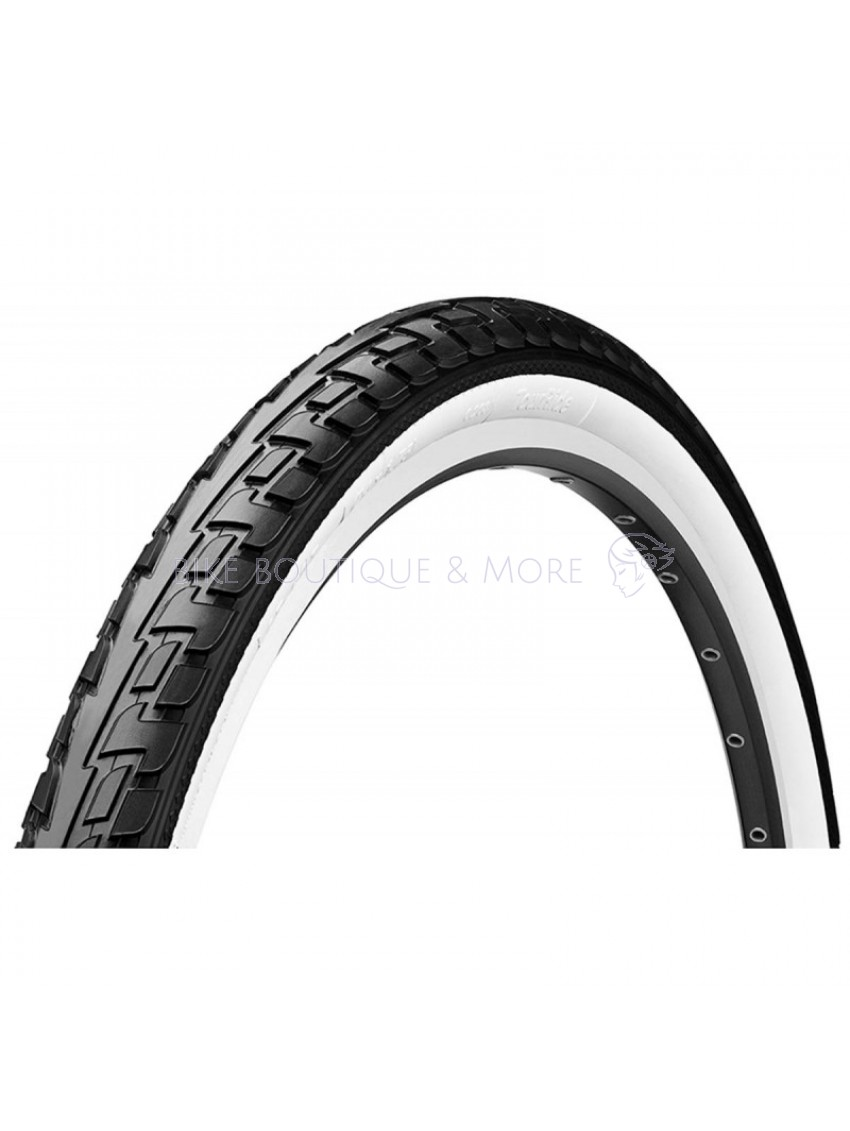Anvelopă Continental Ride Tour Puncture-ProTection 32-622 (28x1 1/4x1 3/4) negru/alb