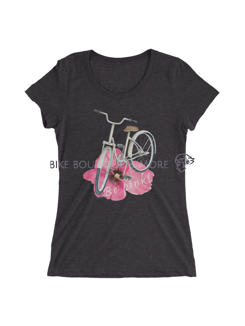 Tricou GetFunky Bike on Flower