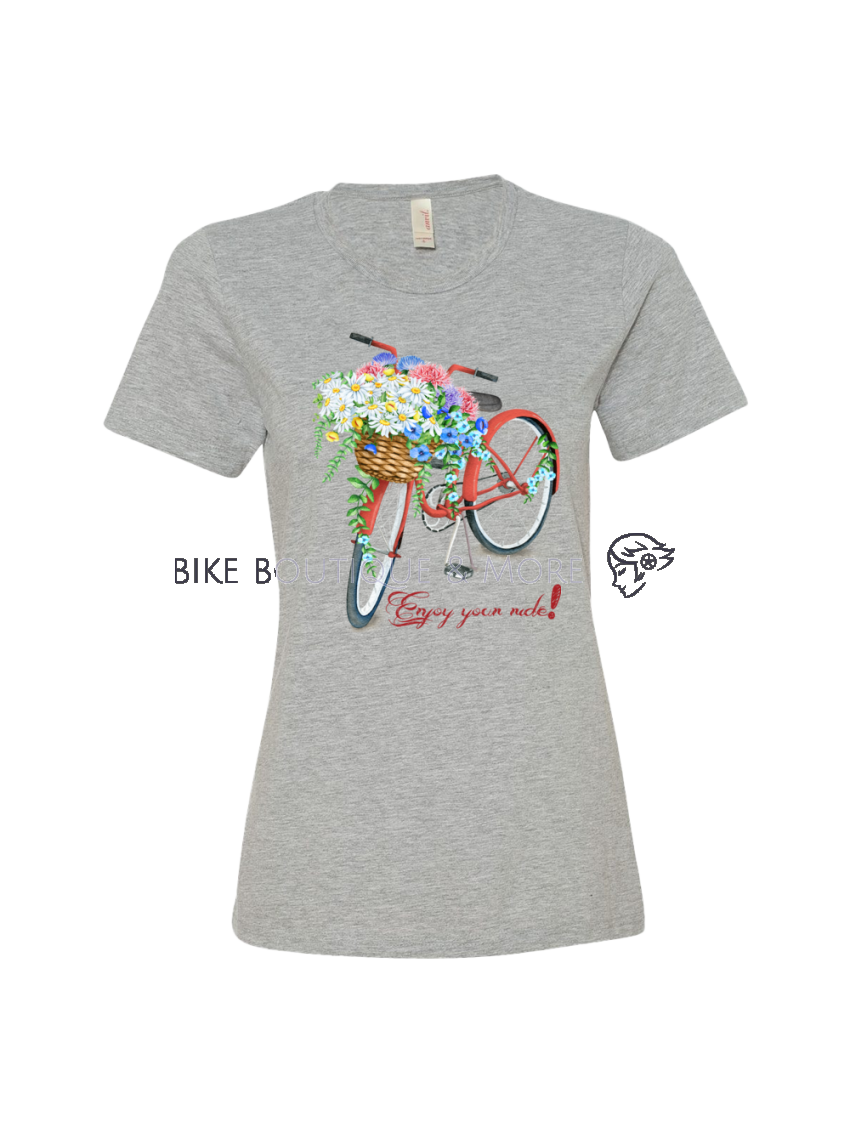 Tricou GetFunky Enjoy Your Ride