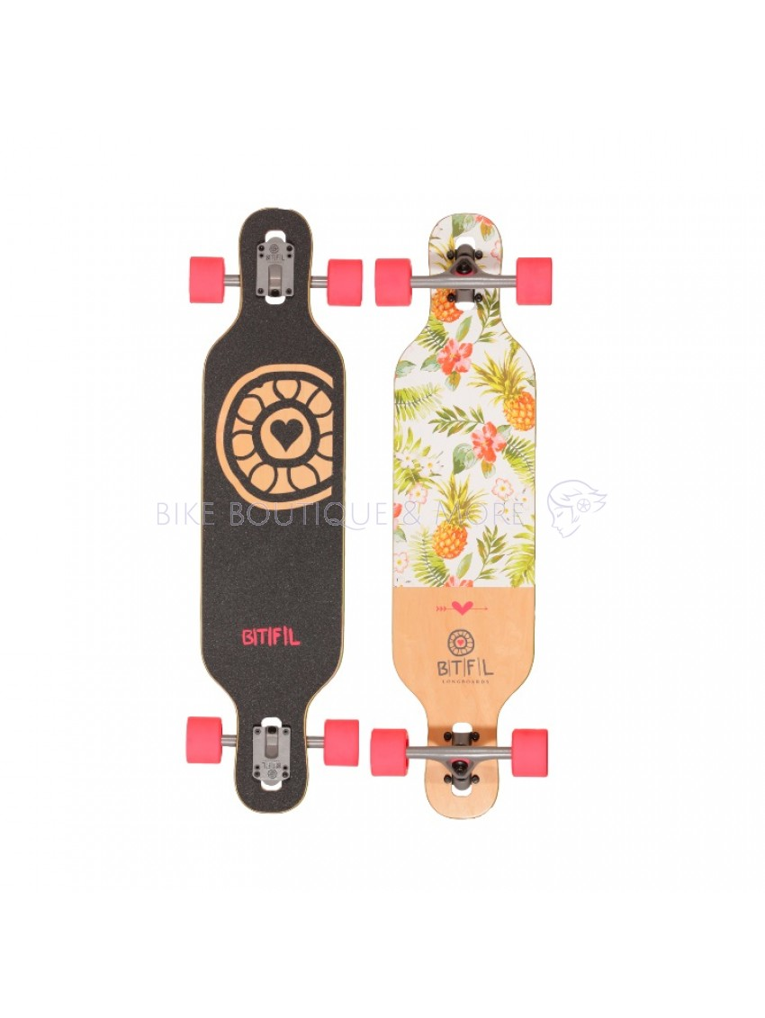 Longboard BTFL Drop Through Polly II