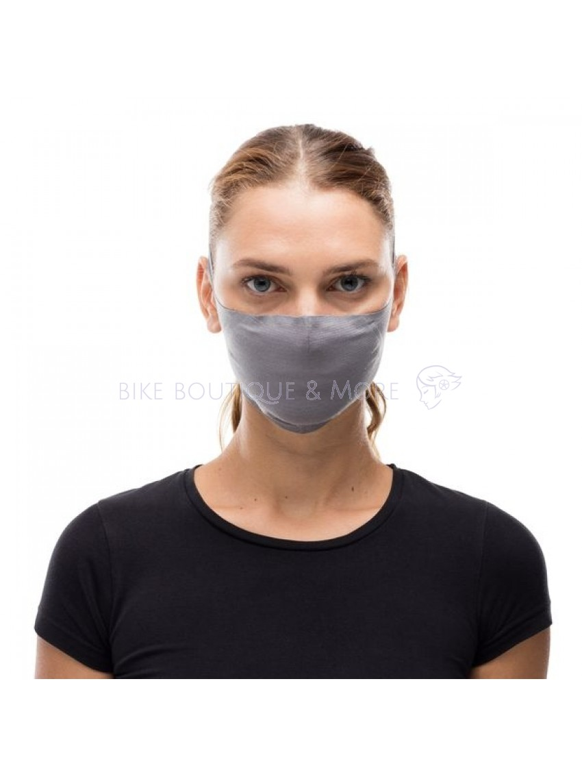 Masca cu filtru Buff Filter Mask Solid Grey Sedona