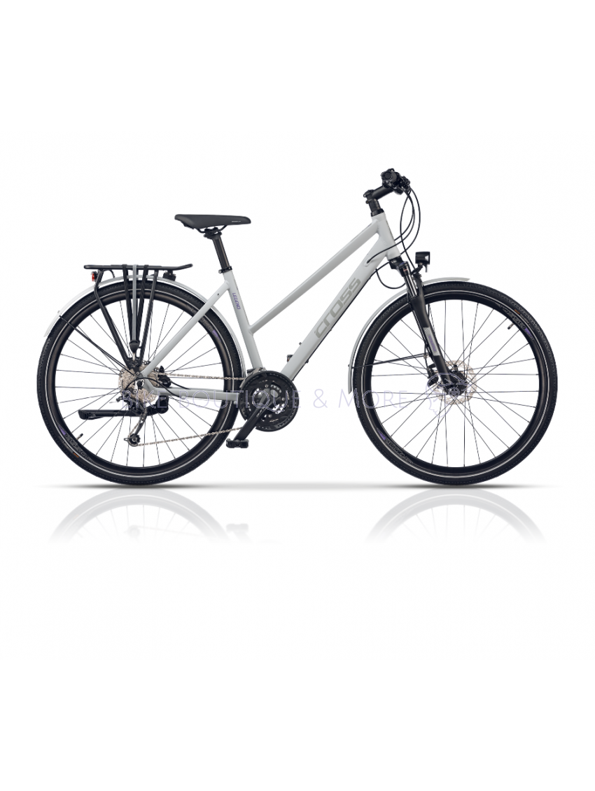 Bicicletă Cross Legend Lady Trekking 28""