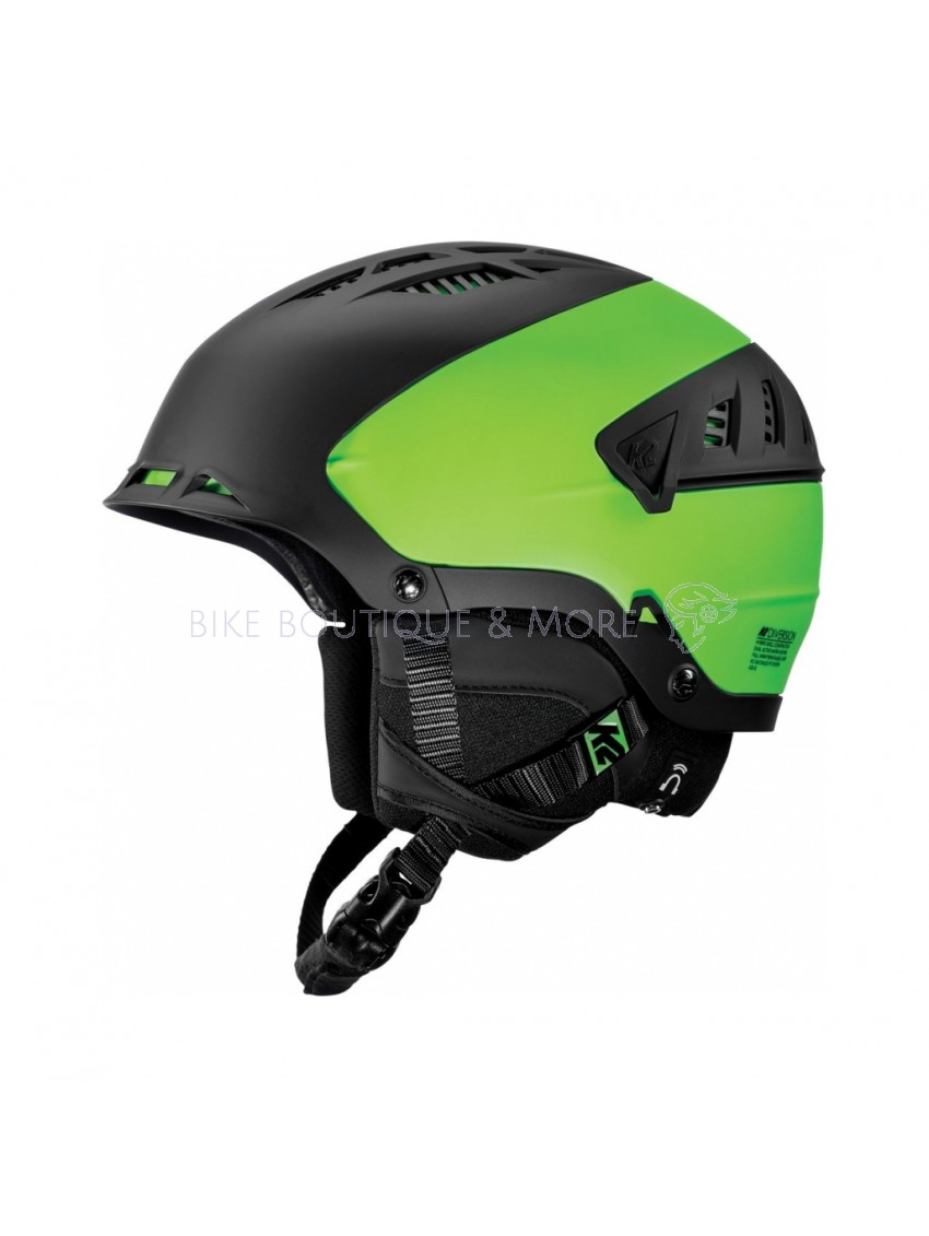 Cască Schi K2 Diversion Green/Black 018