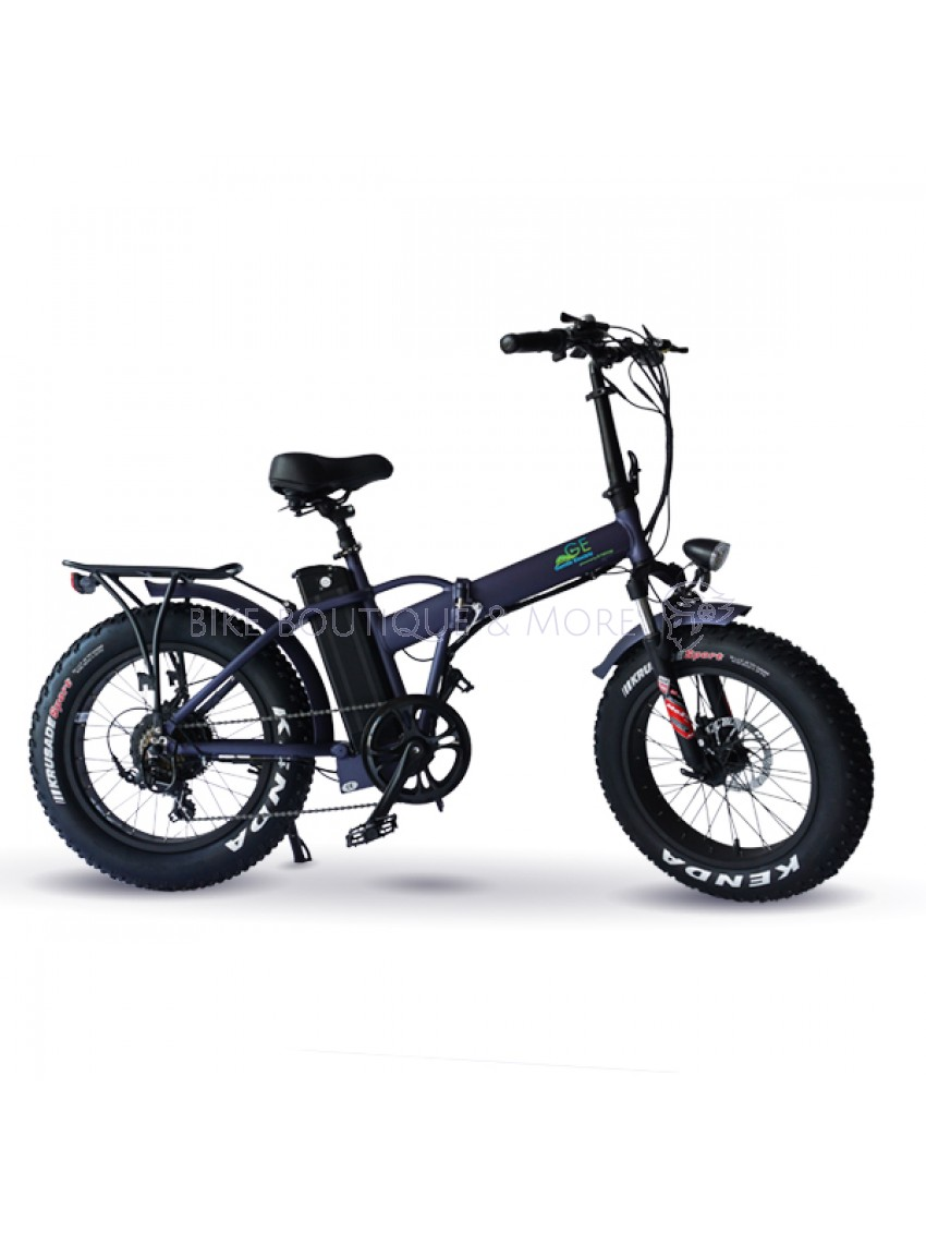 Bicicletă E-TWOW GE Fat Bike V2