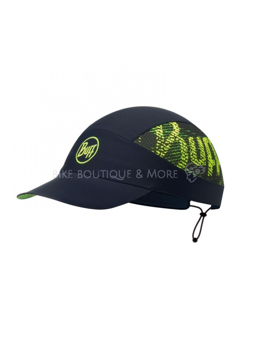 Șapcă BUFF PACK LITE CAP R-FLASH LOGO BLACK