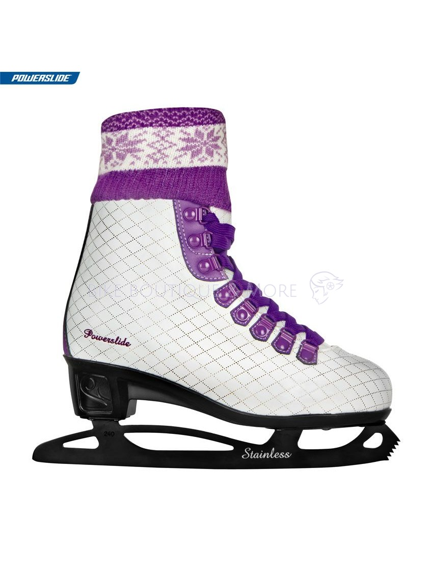Patine Powerslide Artistic Elle White- Purple