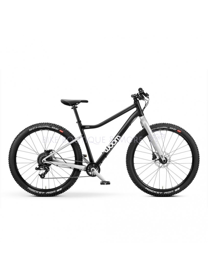 "Bicicleta copii WOOM Off 6  -26"" 2020"
