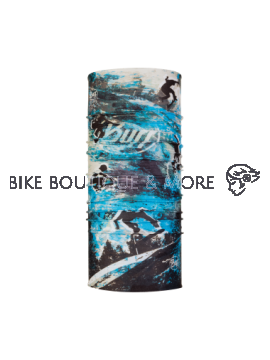 Bandană BUFF Junior Coolnet UV Sway Multi