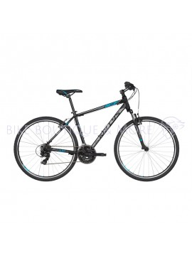 Bicicletă KELLYS CLIFF 10 Black Blue 2019