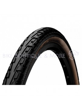 Anvelopă Continental Ride Tour Puncture-ProTection 37-622 (28*1 3/8*1 5/8) negru/maro