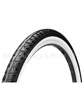 Anvelopă Continental Ride Tour Puncture-ProTection 47-622 (28x1.75) negru/alb