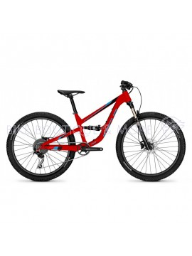 Bicicletă Focus Vice Junior 10G 26 red 2018