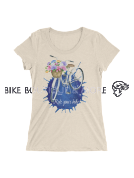 Tricou GetFunky Ride your Bike