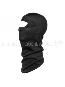 Cagulă Merino BUFF® WOOL SOLID BLACK
