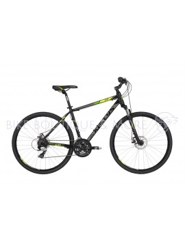 Bicicletă KELLYS CLIFF 70 Black Green