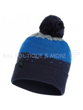 Căciulă Buff Knitted Polar Tove Night Blue