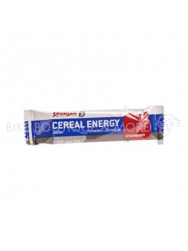 Sponser Cereal Energy Strawberry