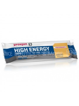 Sponser High Energy Bar Apricot-Vanilla