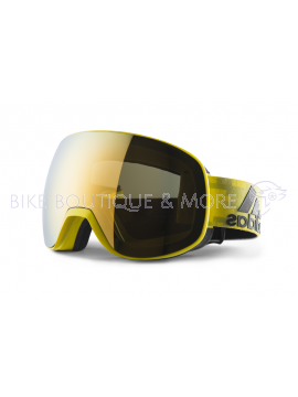 Ochelari Adidas GOGGLES PROGRESSOR S Bright Yellow Shiny/Gold