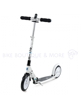 Micro Scooter White Interlock
