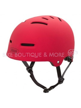 Cască protecție unisex Nutcase Red Zone Bike Rosu