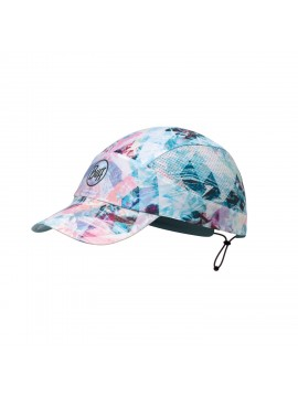 Șapcă Buff Pack Run Cap R-Irised Aqua