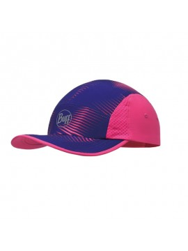 Șapcă BUFF RUN CAP OPTICAL PINK